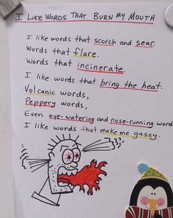 I Like Words That